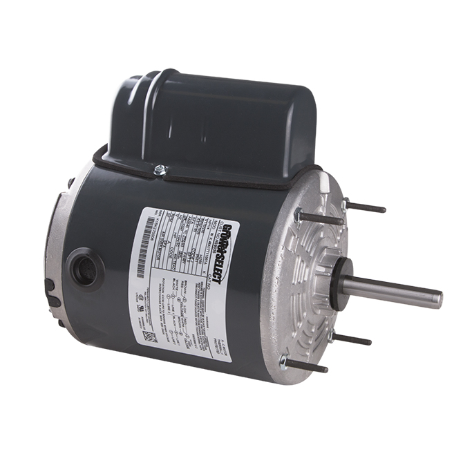 GrowerSELECT® replacement fan motors are available in many HP ratings and configurations to fit the most common fan types used in swine and poultry barn applications.