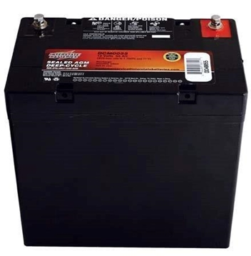 Picture of Contact-O-Max Replacement Battery