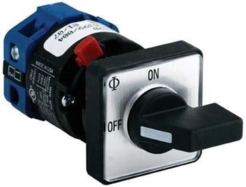 Picture of Contact-O-Max Jr and Hercules Arm On/Off switch