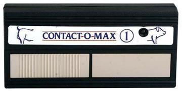 Picture of Contact-O-Max Remote Control White Label 2 Button Freq #1