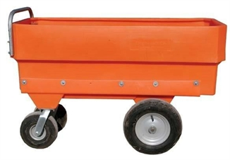 Picture of Highcroft Model 9 Feed Cart/ Pig Mover