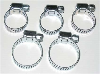 Picture of Hose Clamps - Stainless Steel