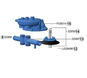 Picture of Chemilizer™ Motor Piston Clip