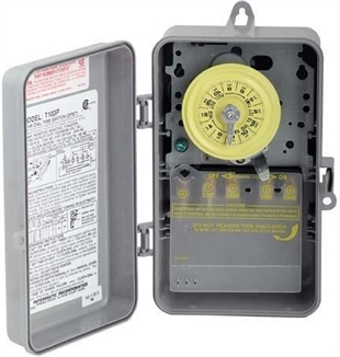 Picture of Intermatic® 24 HR Timer Switch 120V, Plastic Housing
