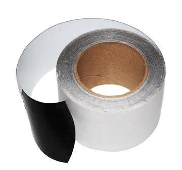 Picture of Curtain Repair Tape - Black/White