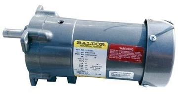 Picture of Airstream® 1/8 HP Gear Motor