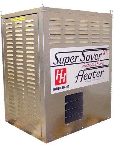 Hired Hand 174 225 000 Btu Heater Lp Hog Slat