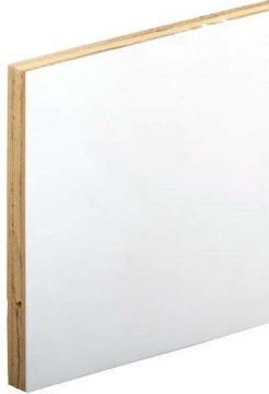"""Picture of 4'x8'x3/8"""" thick PPD panel"""