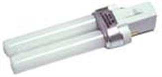 Picture of 7 Watt Fluorescent Twin Bulb