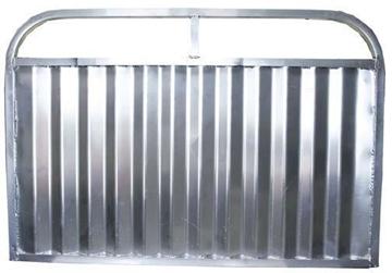 Picture of Aluminum Livestock Sorting Panel - Single