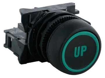 """Picture of """"UP"""" Button Switch for Hercules Arm"""