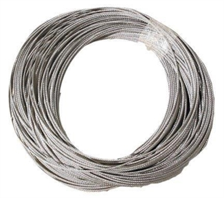"""Picture of 5/16"""" Stainless Steel Cable - 7 x 19"""
