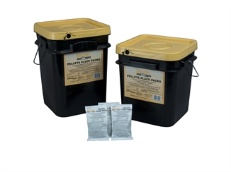 Picture of Boot Hill®  Pellet Place Packs, 150 ct pail
