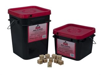 Picture of Hombre™ Mini Blocks, 20 lb pail