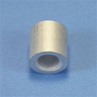 "Picture of 1/8"" Aluminum Button Stop"