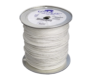 "Picture of 1/8"" Solid Braid Poly Cord"