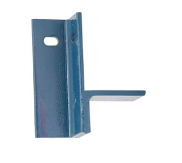"""Picture of 5 3/4"""" right angle leg for floor frames-painted"""