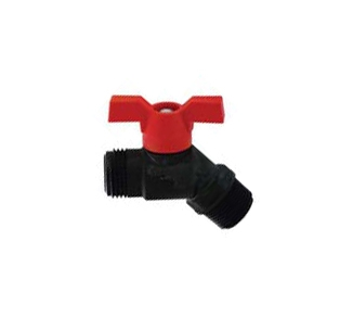 "Picture of 3/4"" Plastic Hose Bibb"