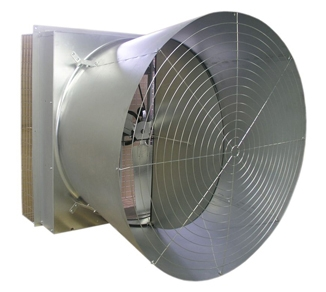 "Picture of Windstorm™ 52"" Butterfly Fan"
