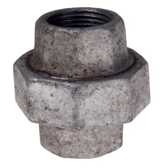"Picture of UNION 3/4"" GALVANIZED"