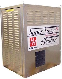 Hired Hand 225 000 Btu Heater Ng Hog Slat