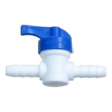 "Picture of 1/4"" x 1/4"" Barb Shut Off Valve"