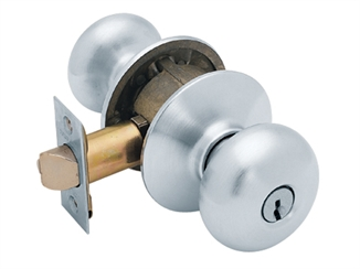 Picture of Schlage® Plymouth Keyed Entry Lockset