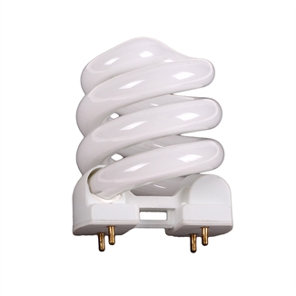 Picture of Lifelamp 15w Replacement CFL Bulb Dimmable