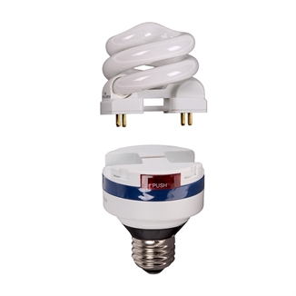 Picture of Lifelamp 11w CFL Bulb & Ballast Combo Dimmable