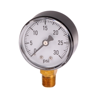 Picture of Water Pressure Gauge 0-30 PSI