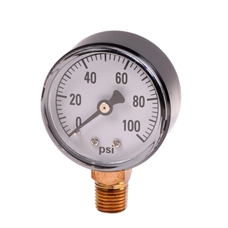 Picture of Water Pressure Gauge 0-100 PSI