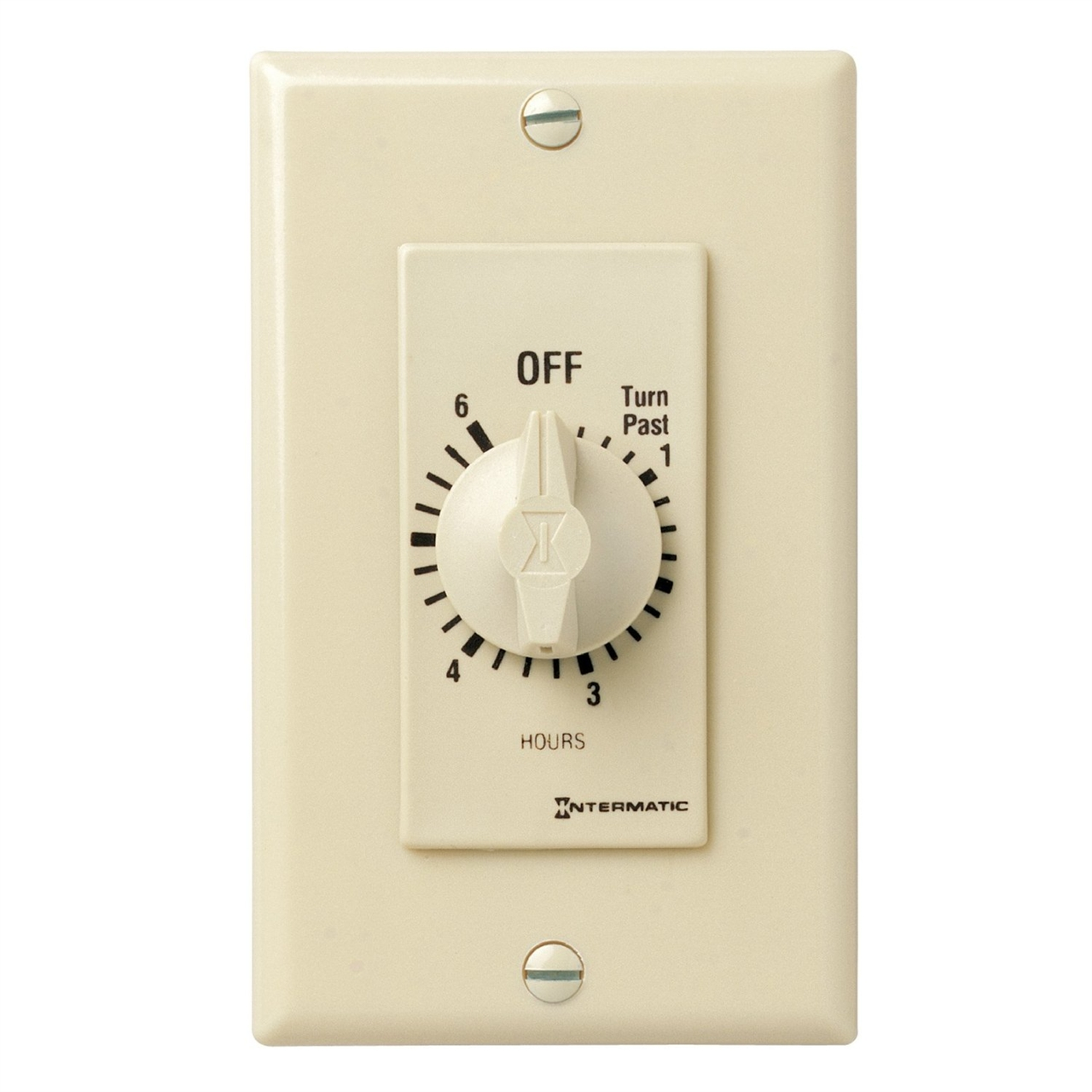 Intermatic Hour Spring Wound Timer on Intermatic Wall Timer Switch