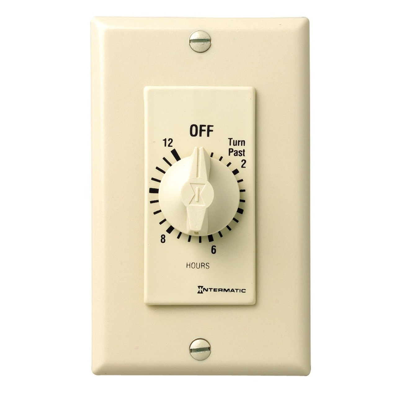 Intermatic Hour Spring Wound Timer on Intermatic Mechanical Timer Switch
