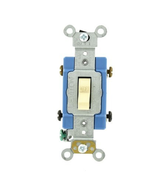Picture of 2 Pole 15 AMP Switch