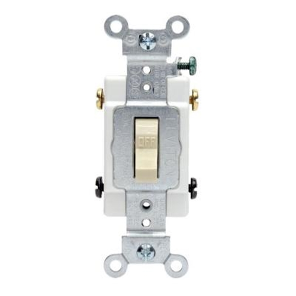 Picture of Switch - Double Pole - 20 AMP