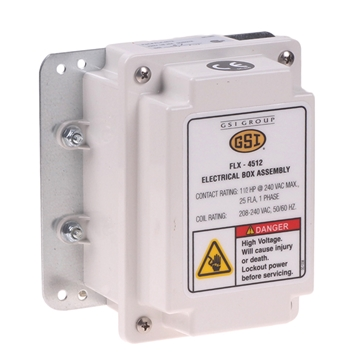 Picture of Feed Line Control Unit Switch