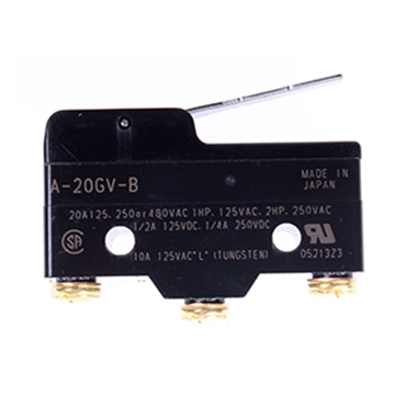 Picture of 20 AMP Control Switch - Pan, Hopper, Fill Systems