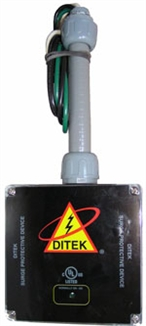 Picture of HD2 120/240VAC ATS/Generator Surge Protector
