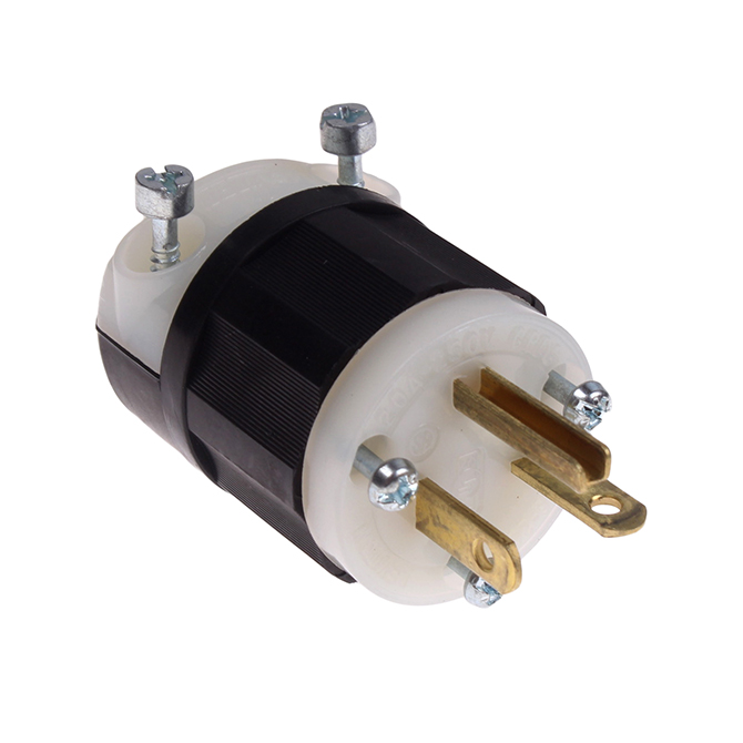 V A Pole Plug Nema P on Nema Electrical Receptacles