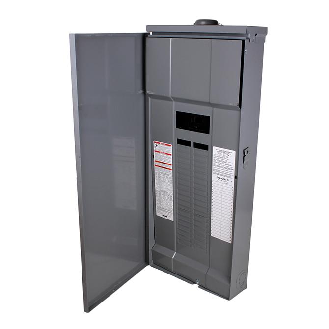 Main Breaker Panel 200 Amp Hog Slat