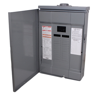 Picture of Load Center 100 Amp 24 Space Rainproof