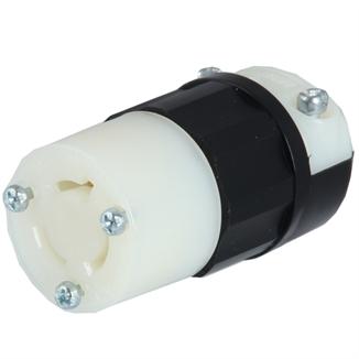 Picture of Twist Lock Connector 15A 220V NEMA L6-15R