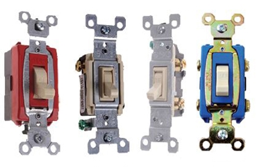 Picture for category Fixture Switches