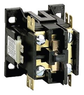 Picture of Contactor 1 Pole 25 Amp 120 V