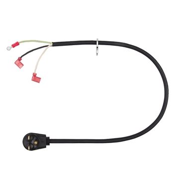 "Picture of 21"" 240 V Cord Set Feed Line & Control Pan"