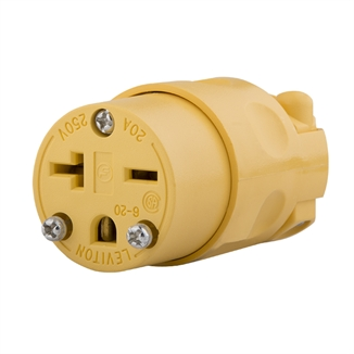 Picture of Plug Female Cord Connector 250V