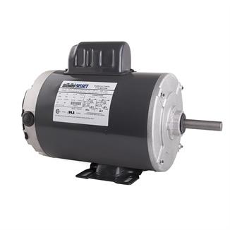 Grower Select 1 2 Hp 850 Rpm Variable Speed Motor Hog Slat