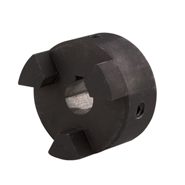 """Picture of Jaw Coupling 5/8"""" Bore W/ Keyway"""