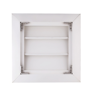 """Picture of Shutter PVC 9-7/8"""" x 9-7/8"""""""