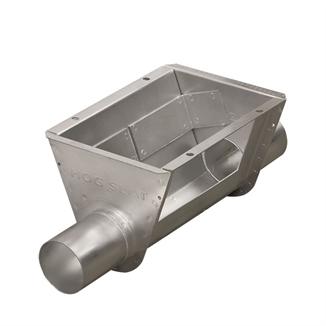 Picture of Hog Slat® M300 Single Unloader w/o Baffle